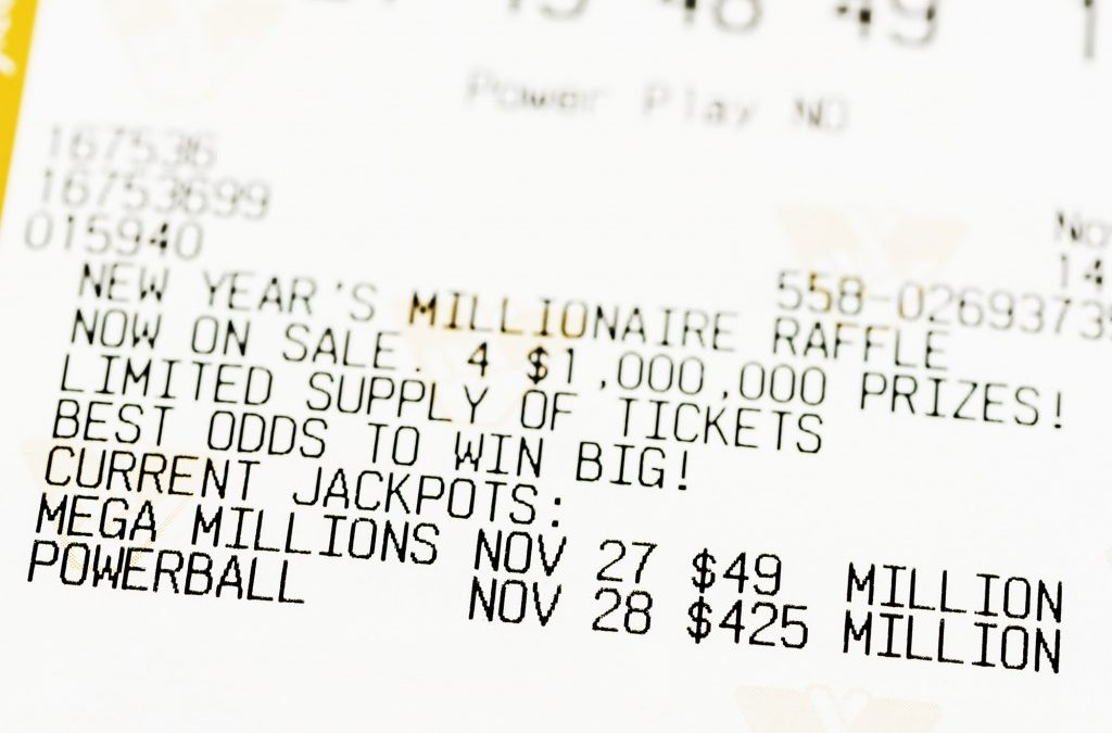 Why Lottery Tickets are a Good Investment